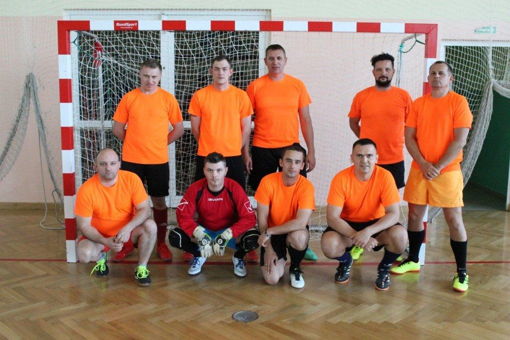 OSP Rybno najlepsza w piłkę nożną halową
