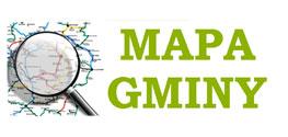 Mapa Gminy Rybno
